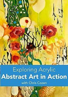 Amazoncom Acrylic Painting Techniques Creative Textures Chris