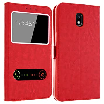 coque samsung galaxy j3 2017 rouge