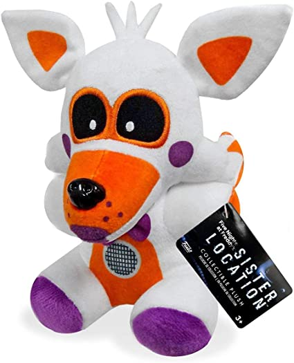 Funko Five Nights At Freddy/'s Funtime Foxy Plush Figure NEW Toys FNAF
