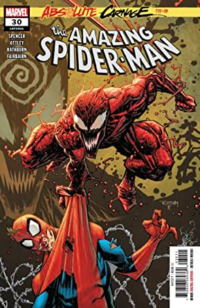 Amazing Spider-Man (2018) #30 (#831) VF/NM Ottley Cover Absolute Carnage