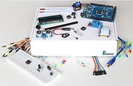 Mikrocontrolling Lernset Arduino UNO-Lernset Mit Deutschsprachigen Anleitungen