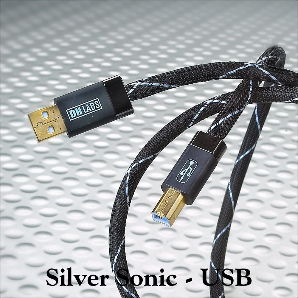 DH Labs USB Digital Audio Cables 5.0 meters by Silversonic