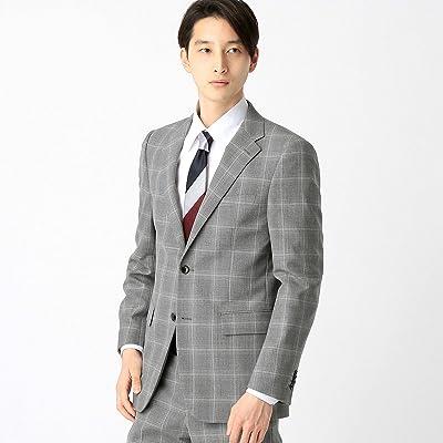 (コムサイズム) COMME CA ISM ラスティックウィンドウペン スーツジャケット 47-02GF07-108