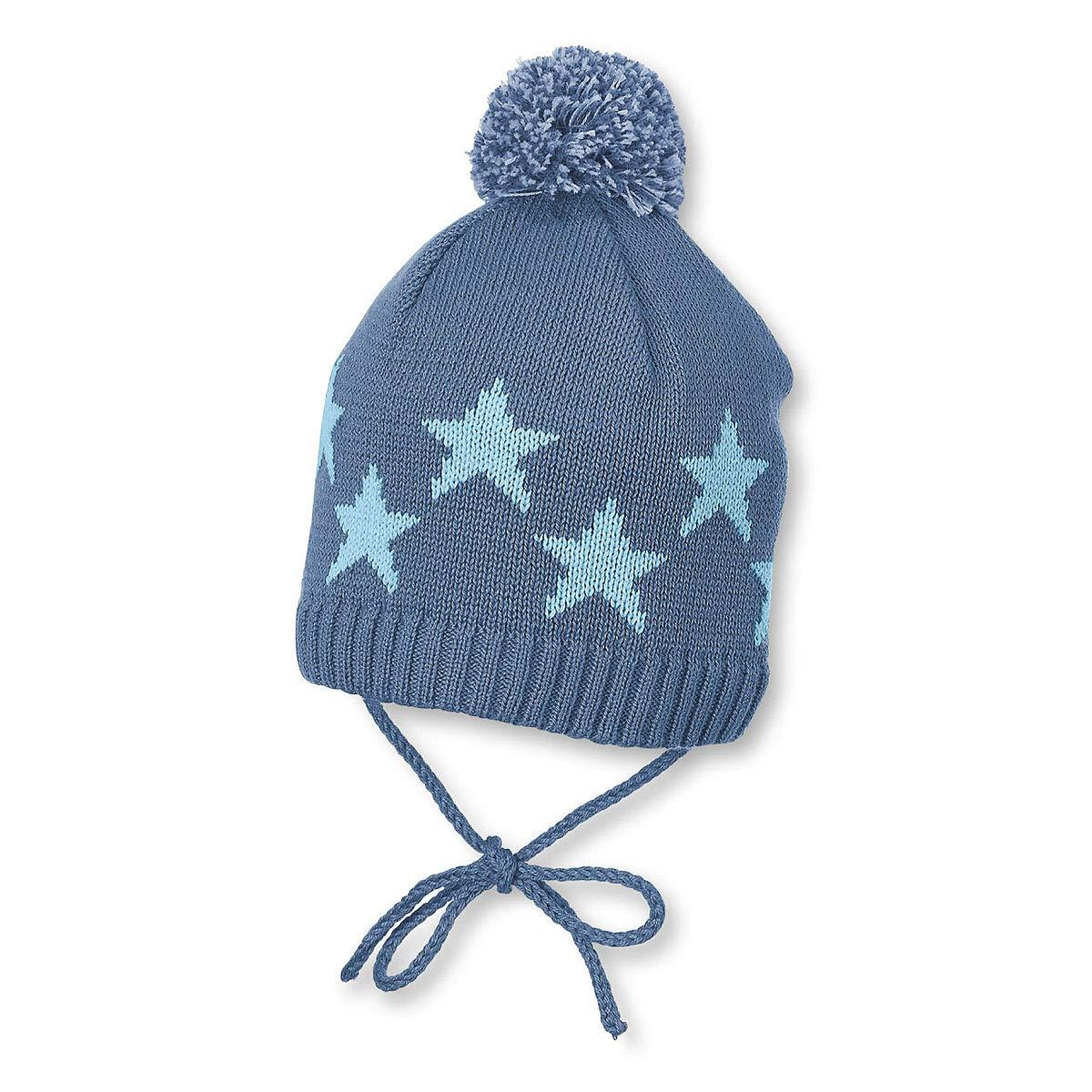 Sterntaler Baby-Mädchen Mütze Strickmütze 4701708
