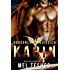 Kadin: A Scifi Alien Romance (Dragons of Riddich Book 1)
