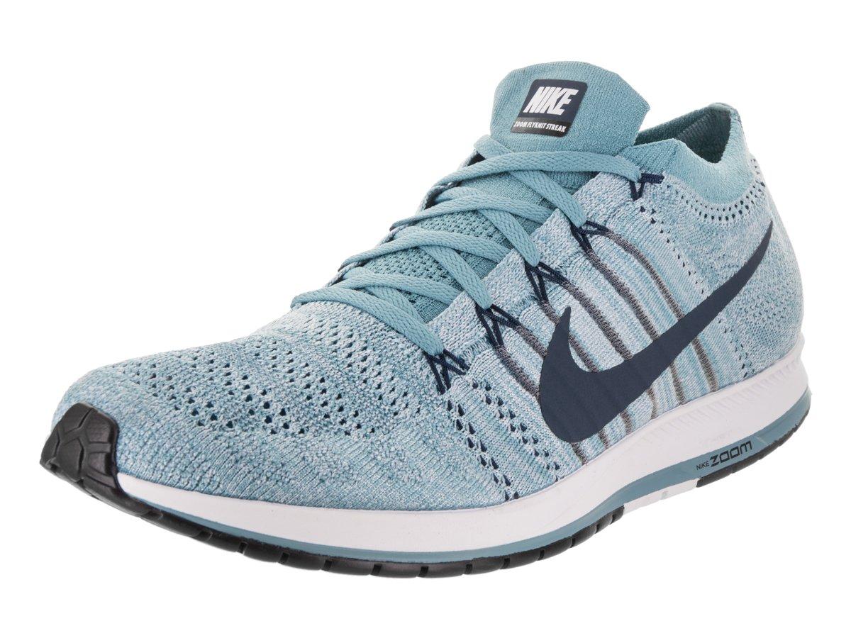 online store 43823 606e8 Galleon - Nike Unisex Flyknit Streak Cerulean Thunder Blue Running Shoe 8  Men US 9.5 Women US