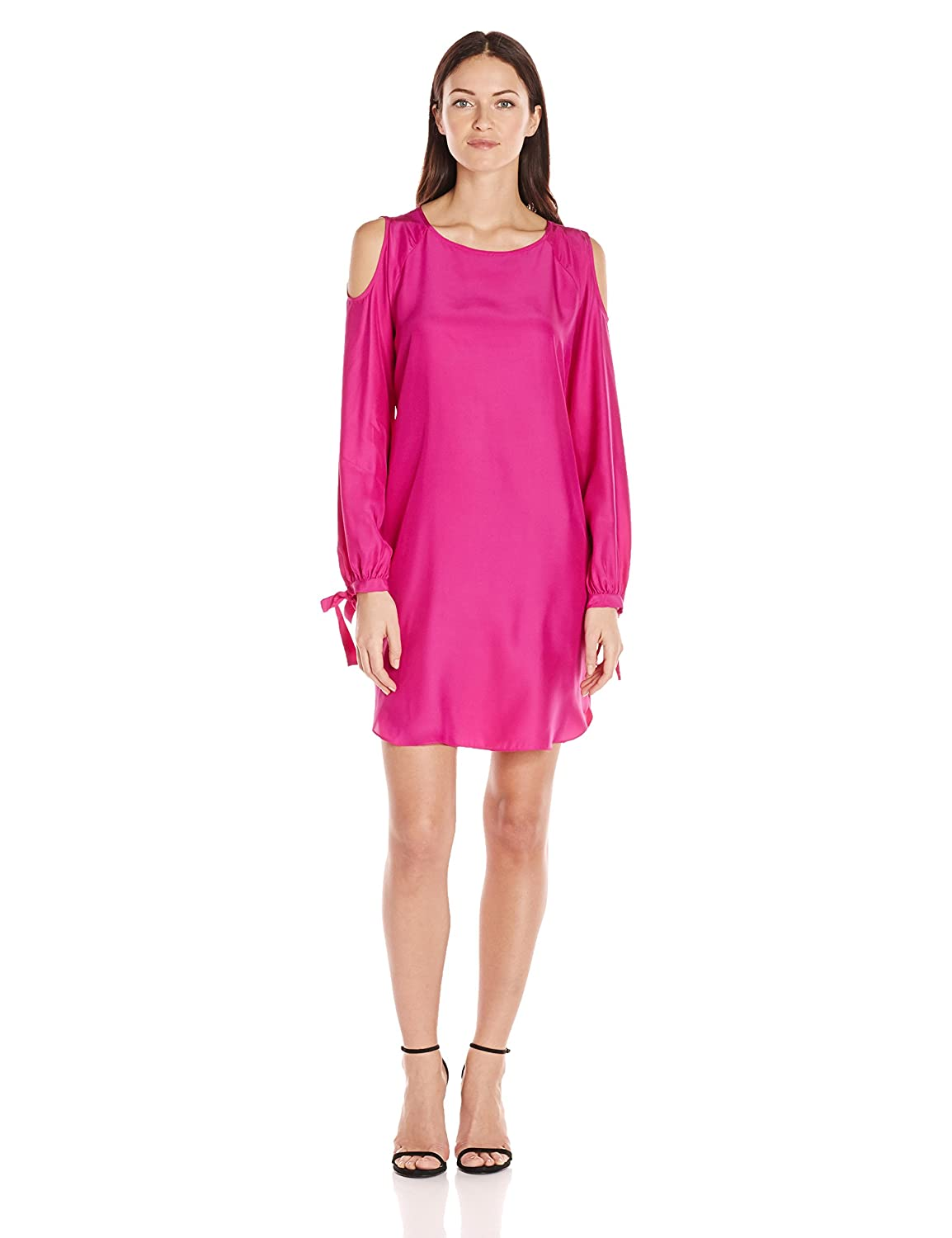 Cranberry Amanda Uprichard Womens Sullivan Dress Dress