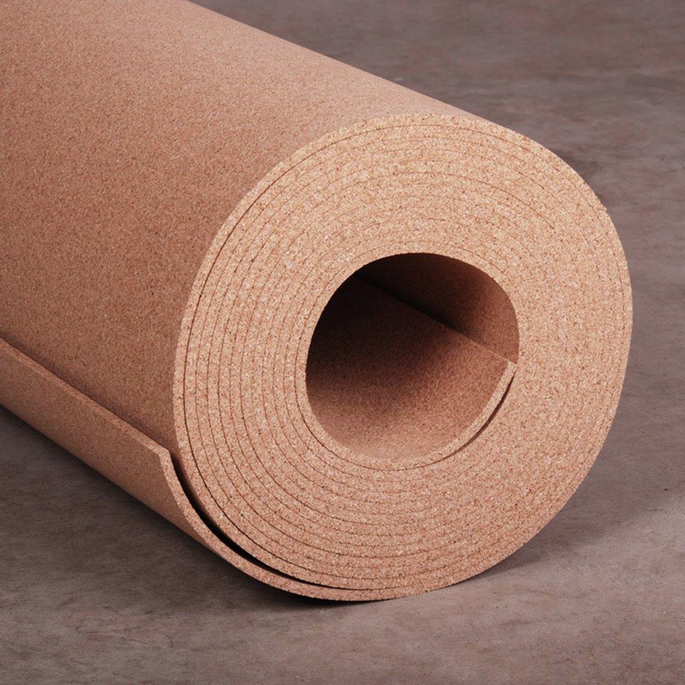 Natural Cork Roll 4' x 25' x 1/4'' by Manton Cork