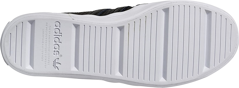 adidas Damen Courtvantage W Laufschuhe, Bianco Mehrfarbig (Core Black/Core Black/Ftwr White)