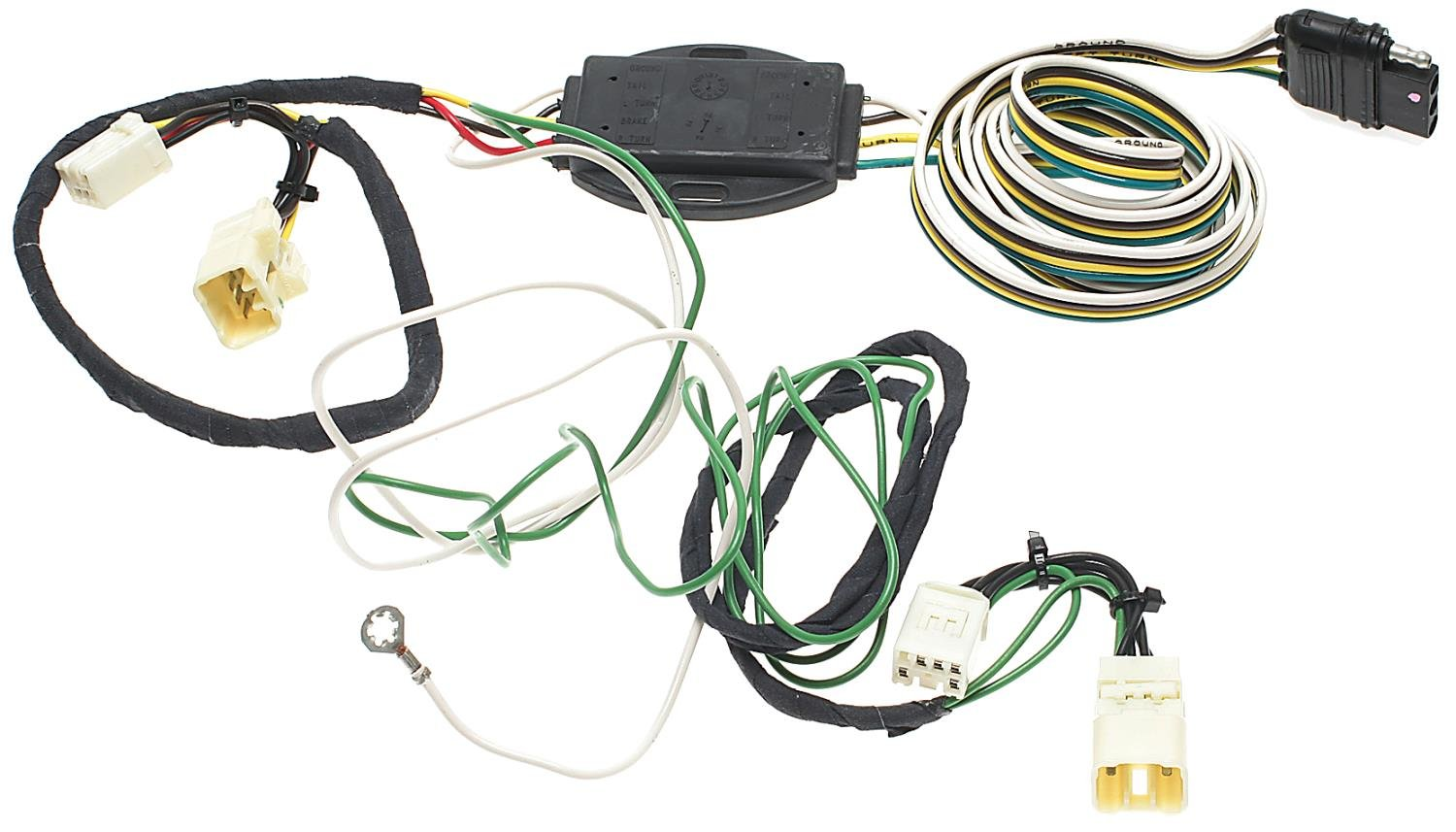 ACDelco TC361 Professional Inline to Trailer Wiring Harness Connector TC361-ACD