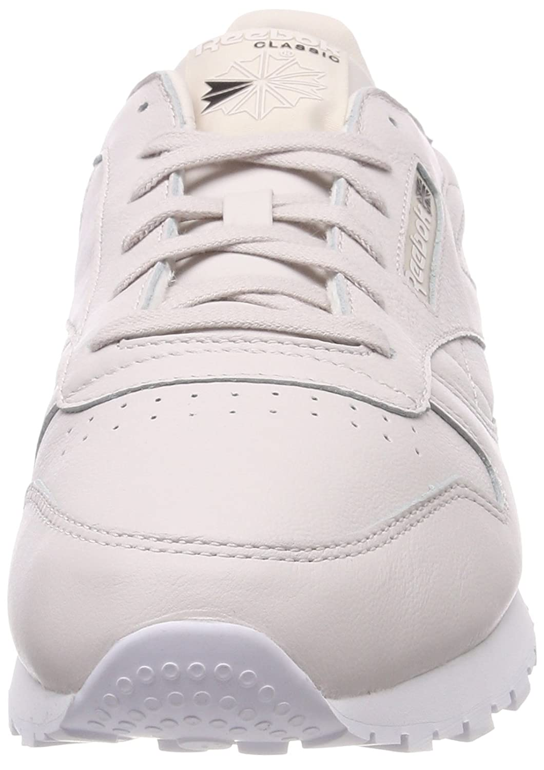 Reebok Damen Classic Leather (Lilac X Face Gymnastikschuhe, Aubergine Grau (Lilac Leather Ashwhiteblack) 7beedc