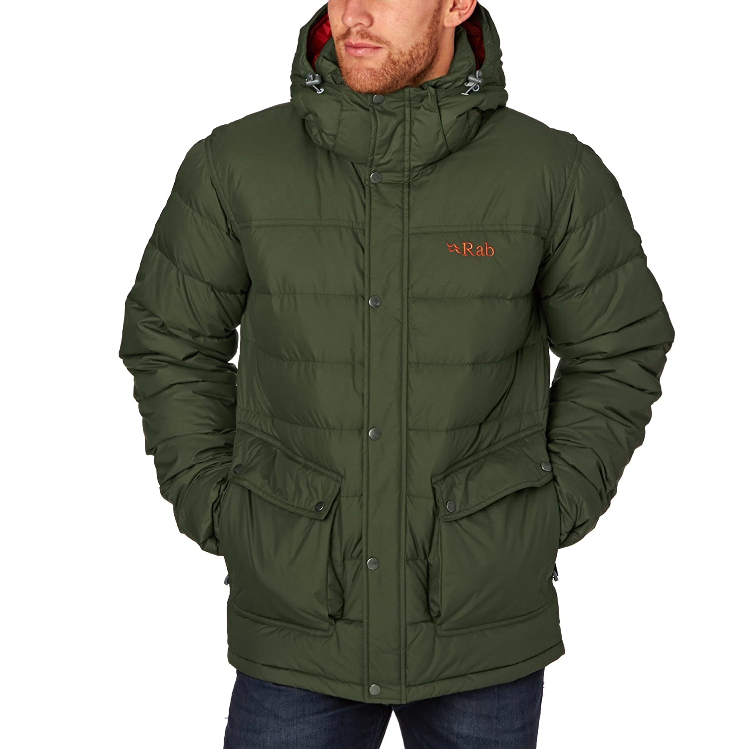 Rab Sanctuary Jacket Men blue 2015 winter jacket