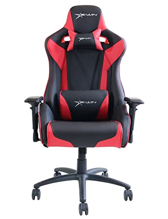 ewin chair flash xl series ergonomic office computer gaming chair with pillowsflf r