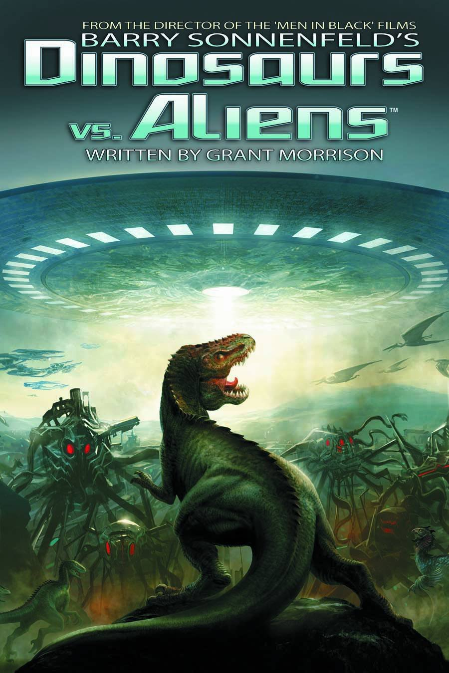 Barry Sonnenfeld's Dinosaurs Vs Aliens