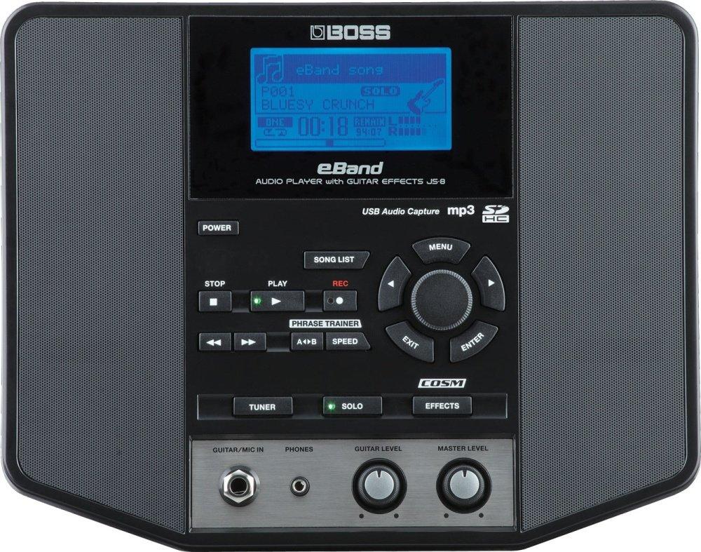海外並行輸入正規品 BOSS BOSS eBand eBand ギタリスト用オーディオプレーヤーRoland JS-8 JS-8 B002W5YV5Q, パンジー:ba86a29e --- senas.4x4.lt