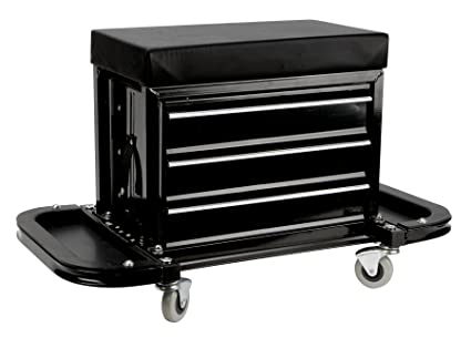 Amazon.com  Performance Tool W85025 3-Drawer Rolling Tool Chest Seat ... 7f0e7f172e
