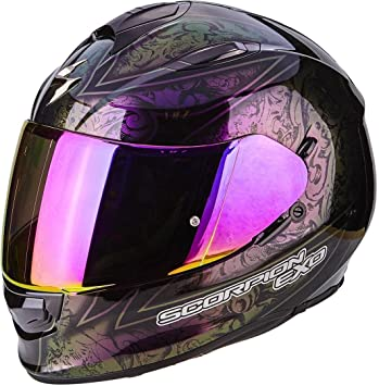 Amazon.es: Scorpion Casco Moto exo-510 Air Fantasy, multicolor, talla XXS