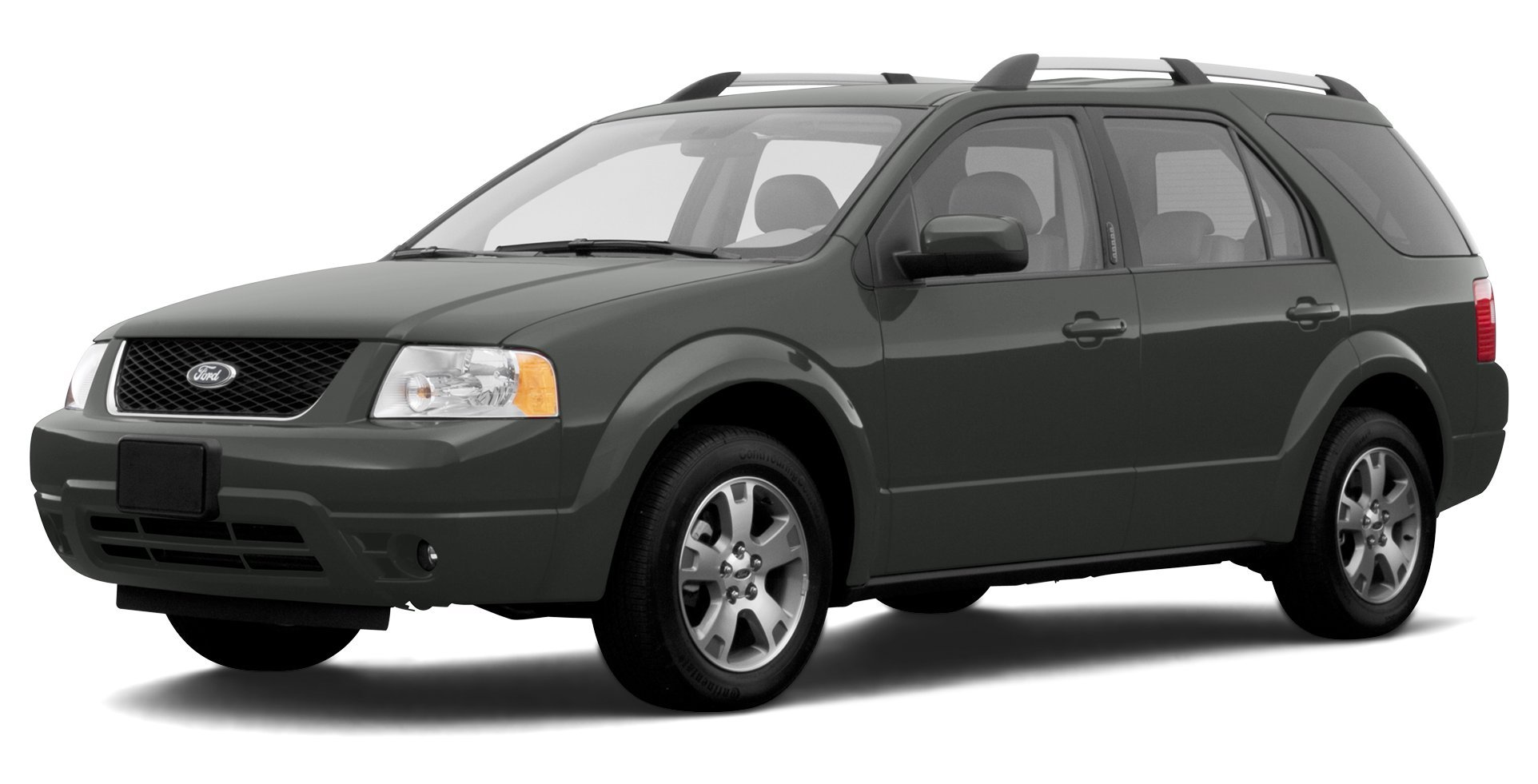 2007 Ford Freestyle Limited, 4-Door Wagon All Wheel Drive ...