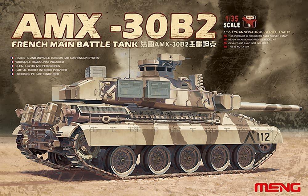 French AMX-30B2