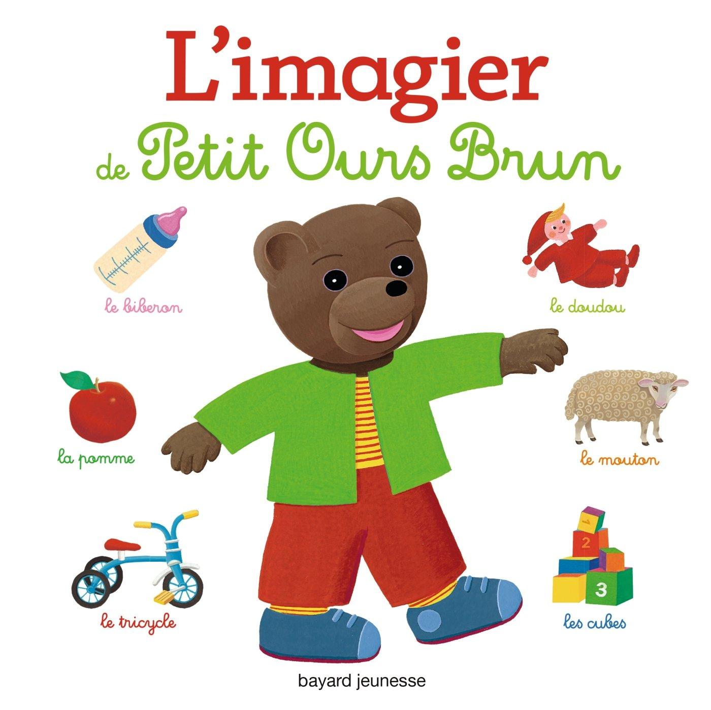 Amazon.fr - L imagier de Petit Ours Brun - Laura Bour, Danièle Bour, MARTIN  BOUR - Livres 78c3d5d58115