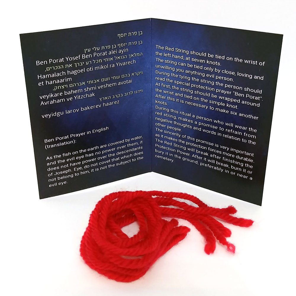 f79a788f2548 5 Kabbalah Red String Bracelets Blessed in Jerusalem with King Solomon  Fertility Seal Amulet  Amazon.ca  Home   Kitchen