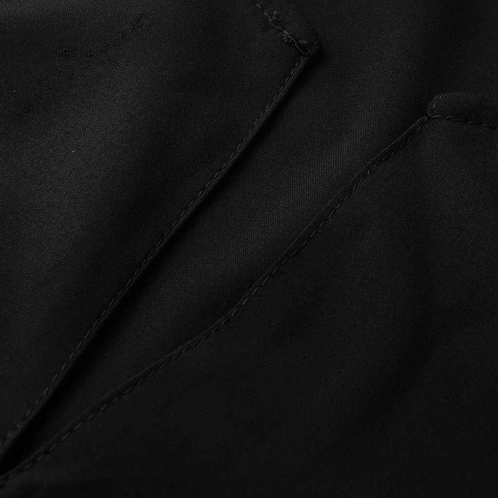 Riou Maxi Vestito Lungo Donna Estivo Elegante Taglie Forti con Scollo a V Senza Maniche Stampa Abito Lungo Estivo Casual Boho Vestito da Spiaggia Maxi Derss Economiche