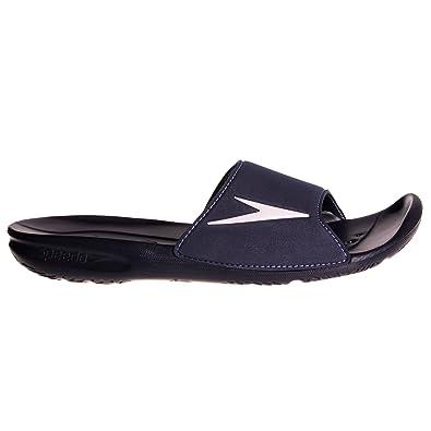 9cc83eaf5ca08 Speedo Atami Mens Flip Flop Sandal Pool Shoe Navy Blue