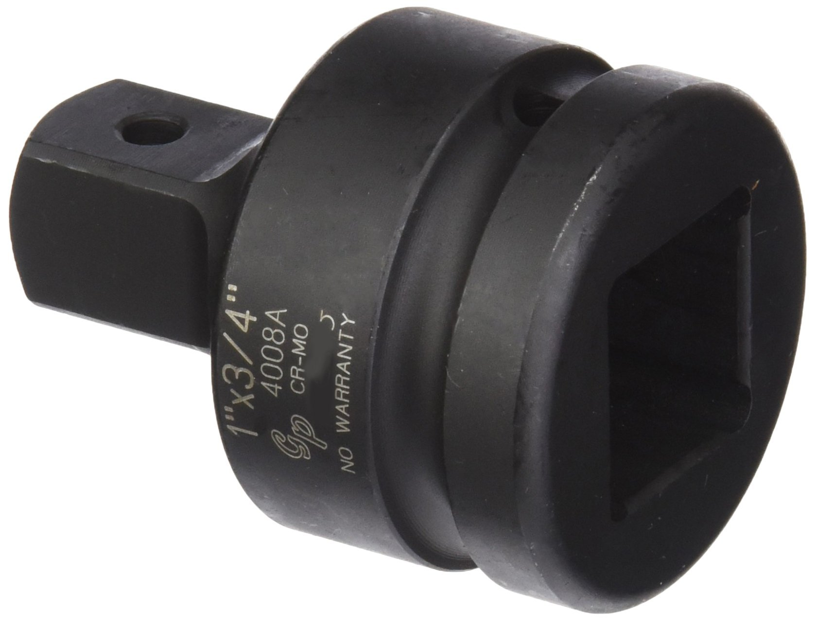 Grey Pneumatic (4008A) 1'' Female x 3/4'' Male Adapter Socket with Pin Hole