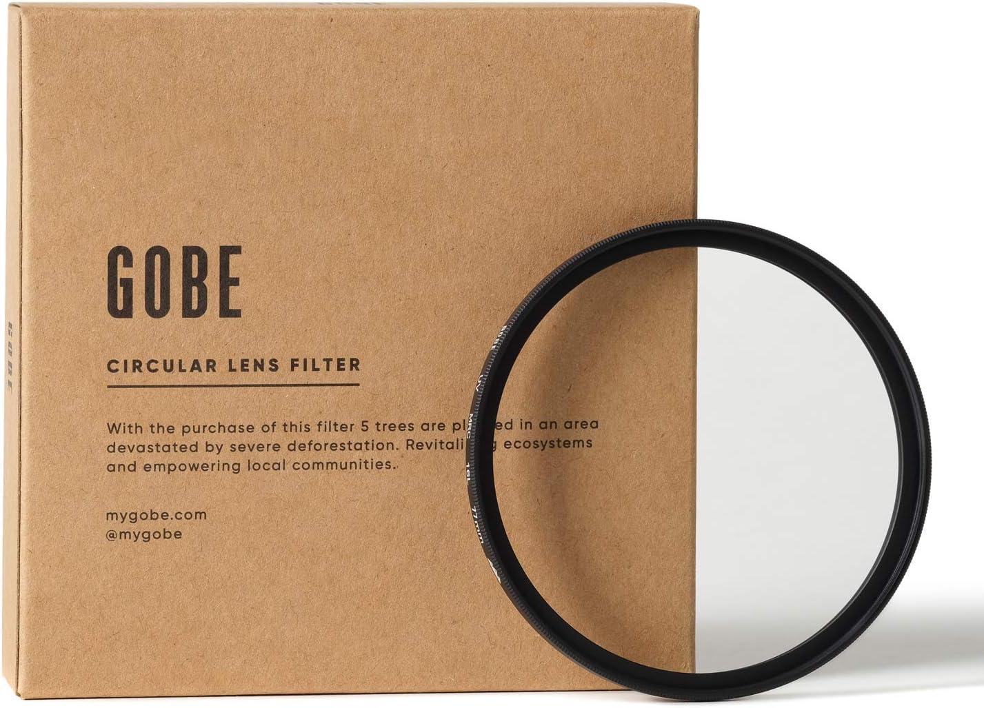 3Peak Gobe 67 mm UV Filter