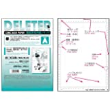 DELETER Comic Book Paper Typ A/ A4