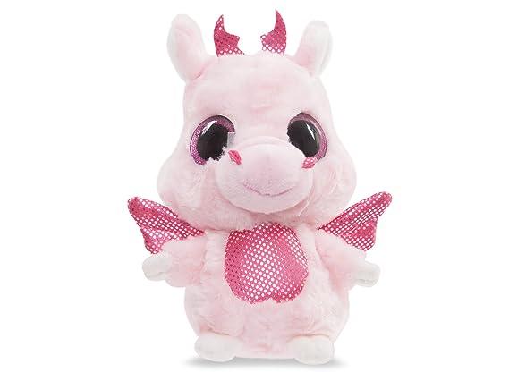 YooHoo & Friends - Dragón, peluche con ojos brillantes, 13 cm (Aurora World 60334): Amazon.es: Juguetes y juegos
