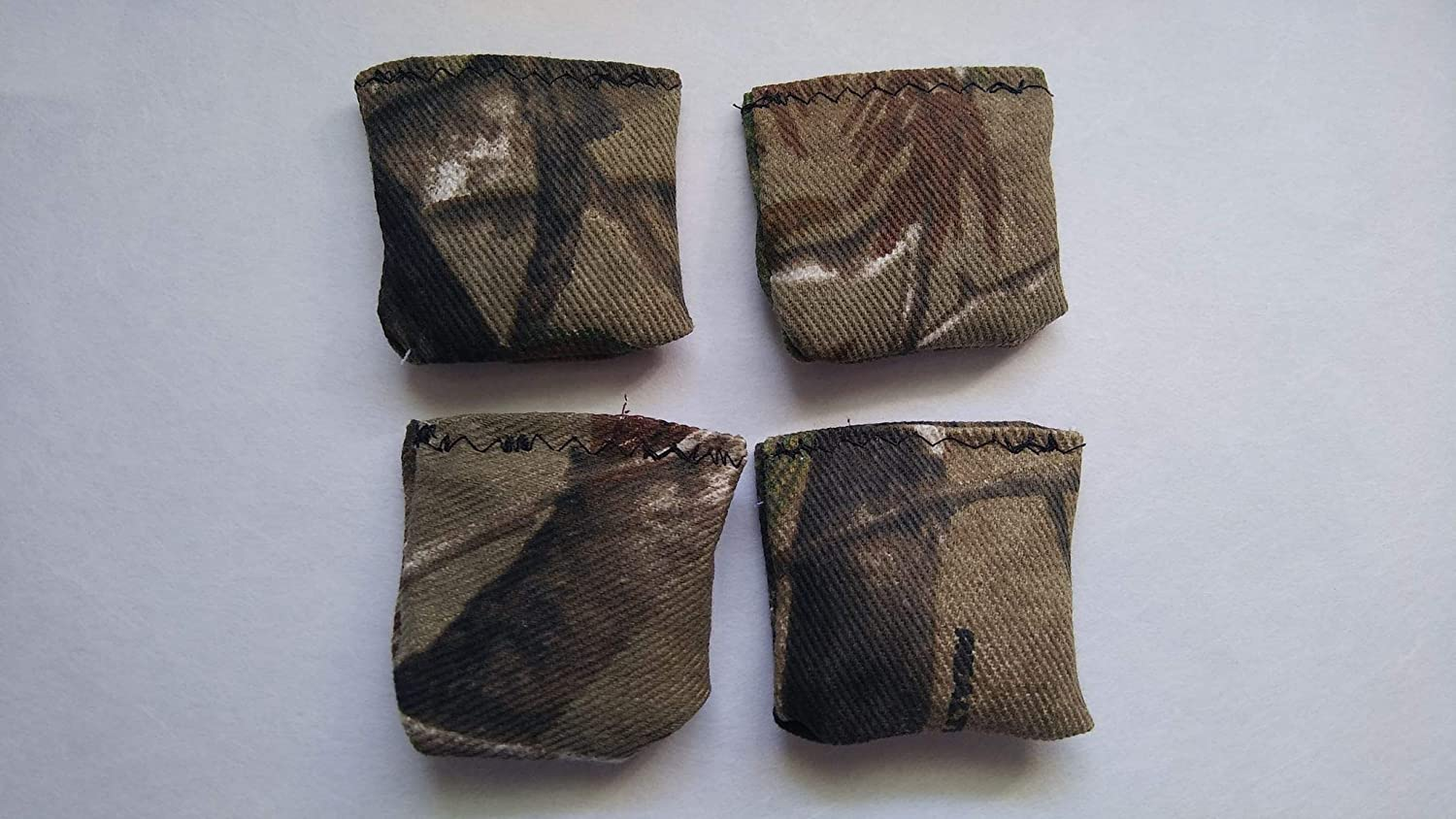 3 Camo Mini Cornhole Bags Replacement bags set of 4