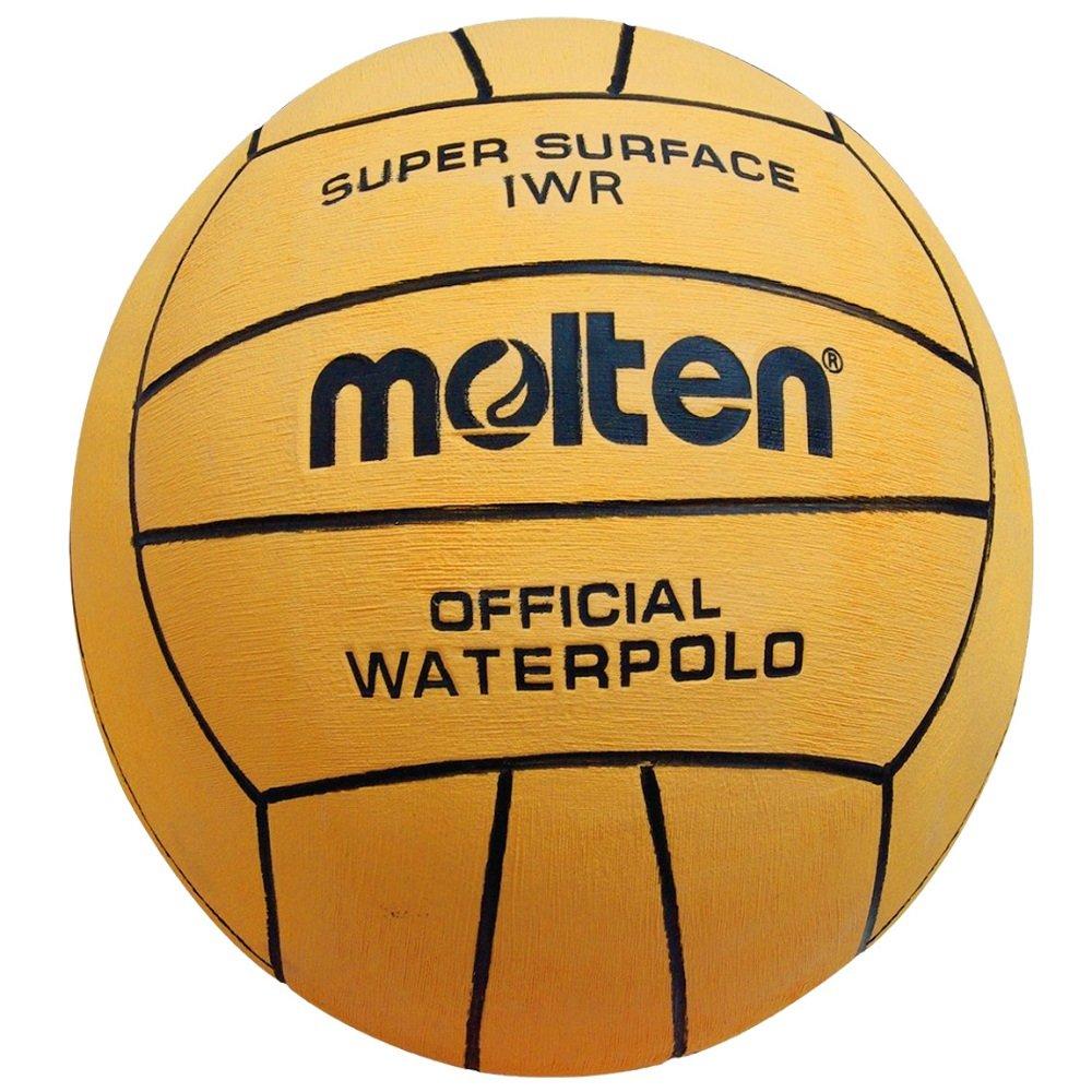 Molten IWR Wasserball Gummi, Weiß Weiß V5M5000