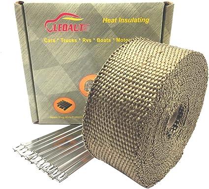 Colliers inox pour bande d'échappement 300 mm lot de 5 VENDEUR FRANCAIS ties