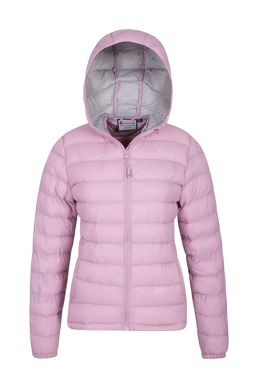 Mountain Warehouse Chaqueta Acolchada Seasons para Mujer - Abrigo  Resistente al Agua para Mujer 65111b96e10
