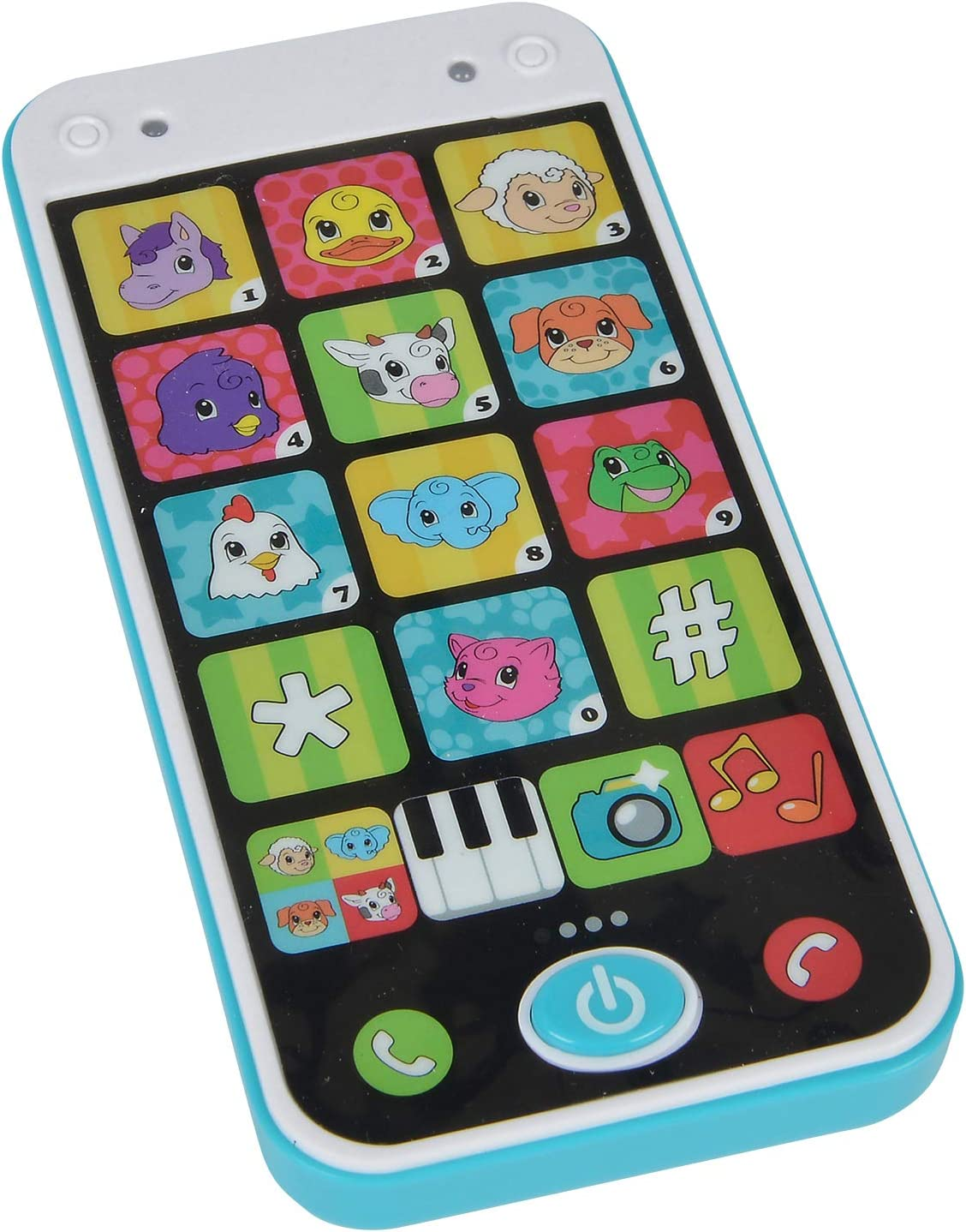 ABC-ABC-Smartphone-12-36 Meses (Simba Toys 104010002)