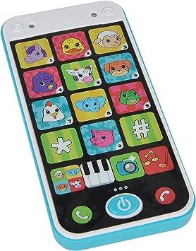 Amazon.es: ABC-ABC-Smartphone-12-36 Meses (Simba Toys 104010002)