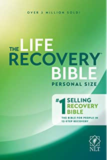 Serenity a companion for twelve step recovery 9780785206736 amazon life recovery bible nlt personal size fandeluxe