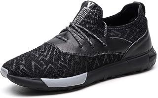 GNEDIAE Chaussures de Course Sport Fitness Chaussures de Sport Chaussures de Sport Hommes Chaussures de Sport de Plein air QILOUGE