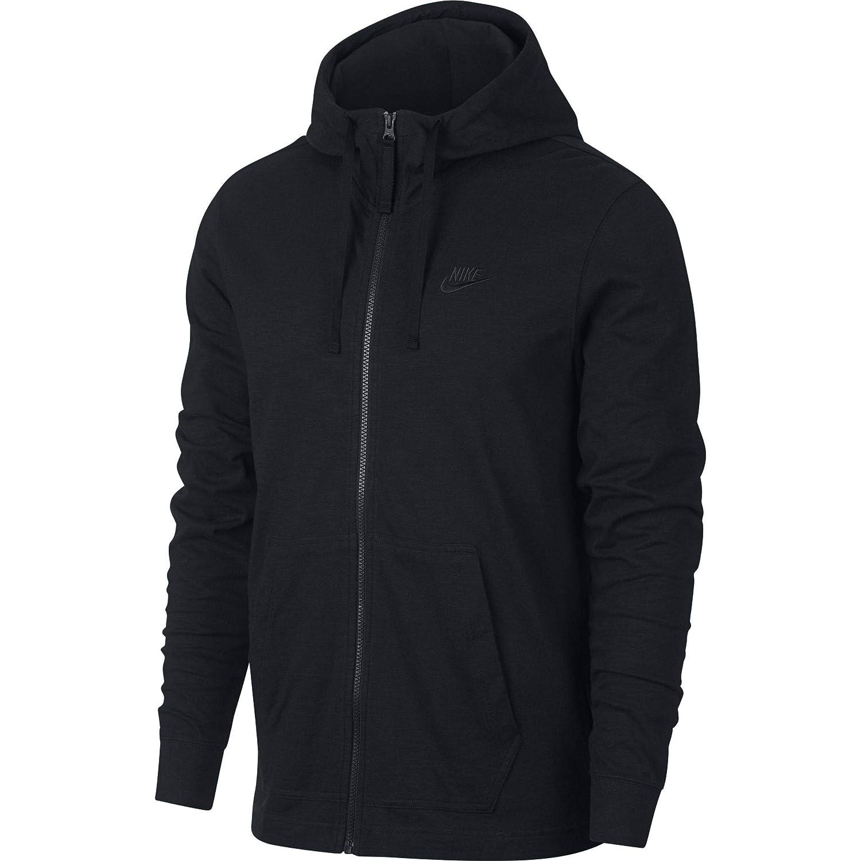 Noir noir S Nike pour Homme Sportswear Double Sweat à Capuche zippé pour