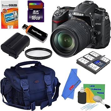 Nikon D7000 - Cámara Digital SLR Digital de 16,2 MP DX-Format CMOS ...