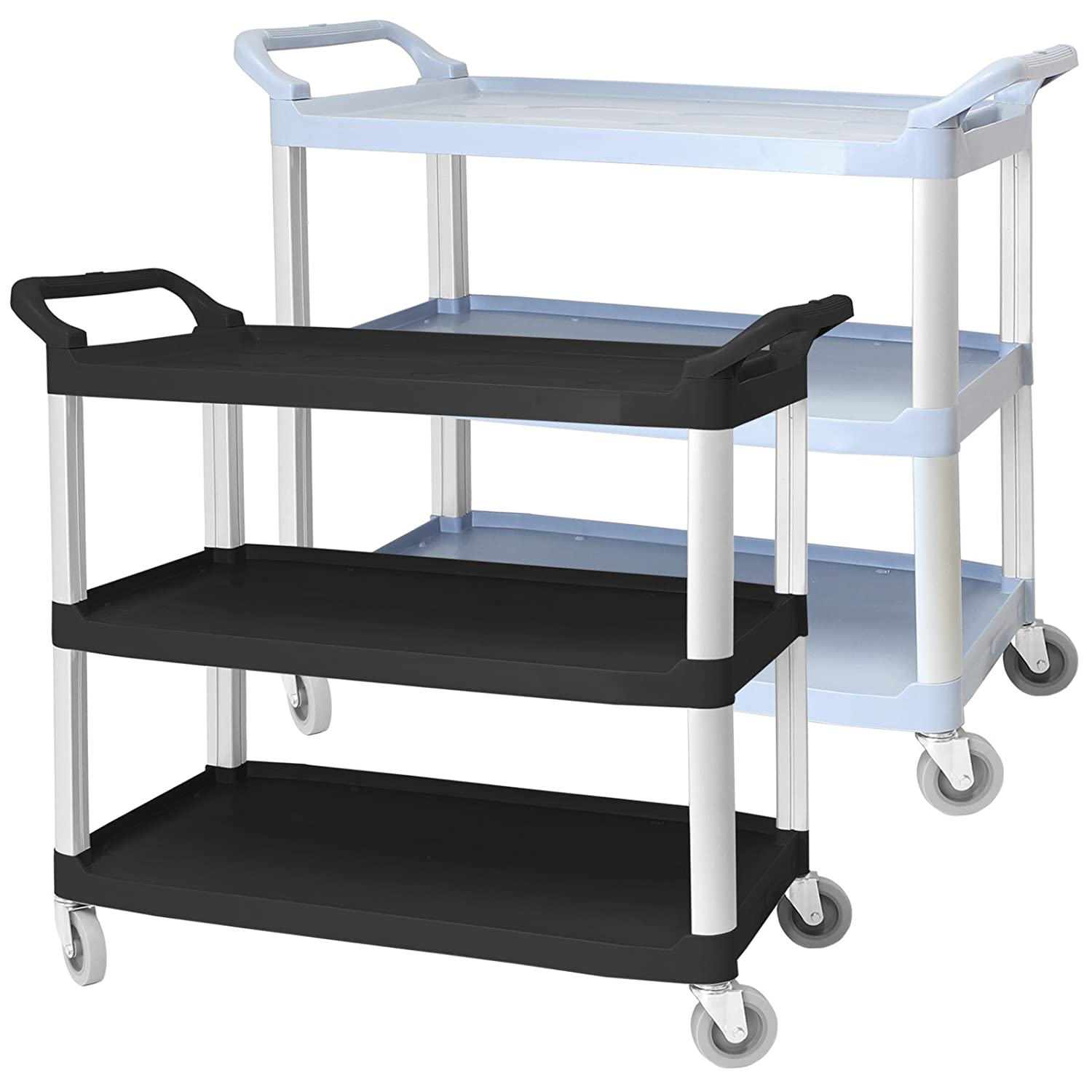 Hartleys 3 Tier Tea/Serving Trolley - Choice of Size & Colour ...
