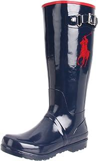 Amazon.com | Lauren Ralph Lauren Women's Rossalyn II Rain Boot | Shoes