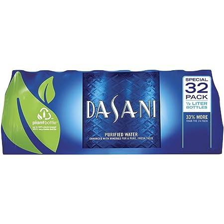Review Dasani Bottled Water (16.9