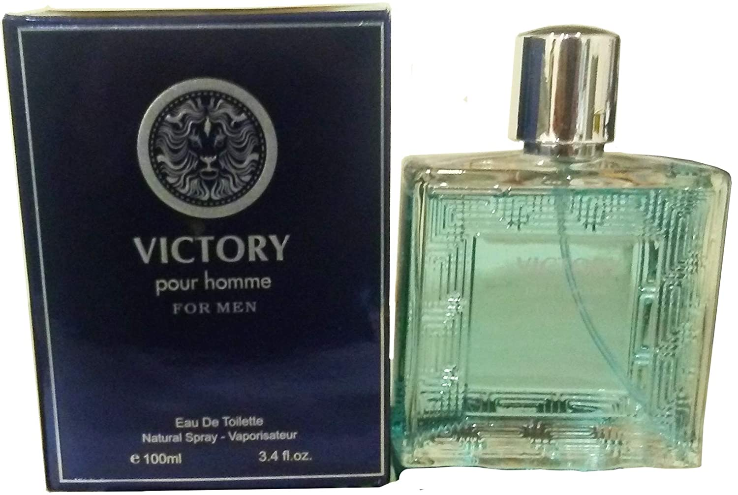 67517e01df5e Amazon.com : VICTORY POUR HOMME, Our Inspiration of VERSACE POUR HOMME, Eau  de Toilette Spray for Men, Classic, Daytime and Casual Use, Perfect Gift,  ...
