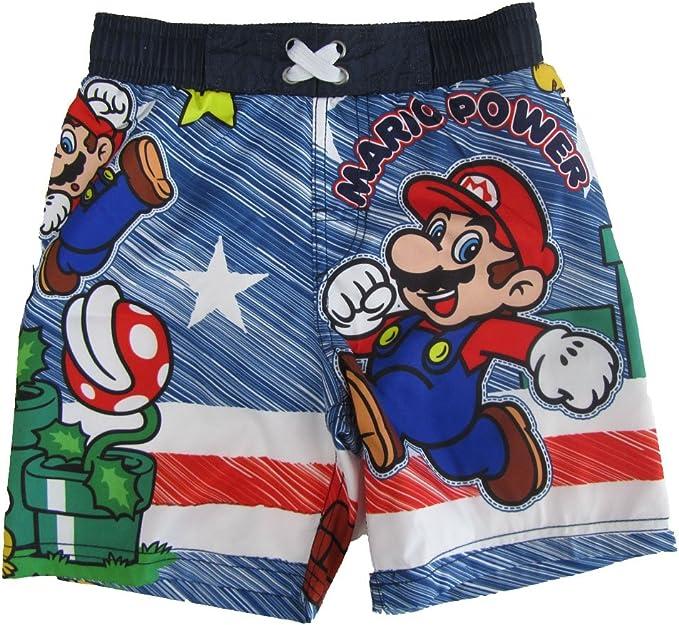 Super Mario Swim strunks