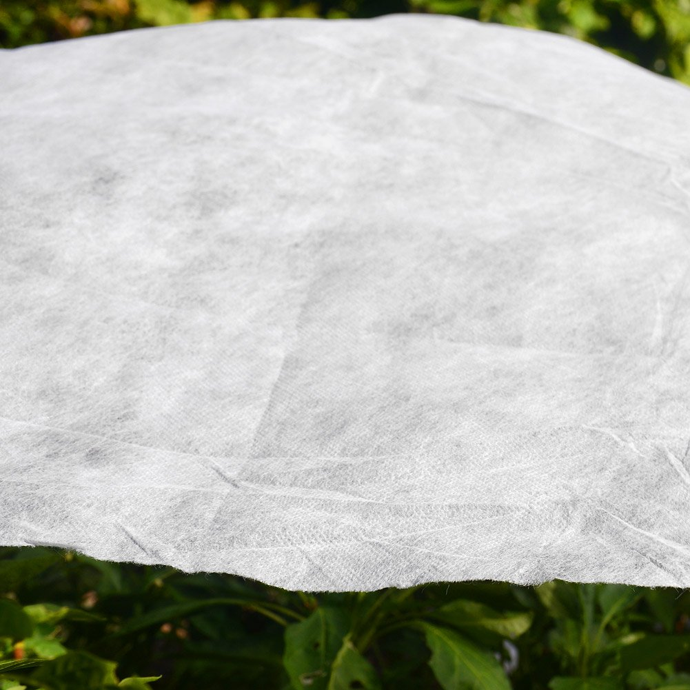 10'x20' Garden W-40G Plant Protection Non-Weave Fabric Blanket Against Snow Frost Hail Insect