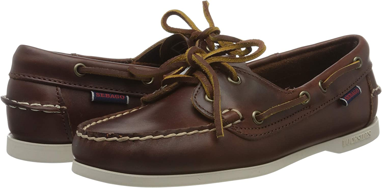 Chaussures Bateau Femme Sebago Jacqueline Waxy W