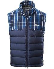Kathmandu Epiq Mens Sleeveless Warm Winter Outdoor Duck Down Puffer Vest Men's