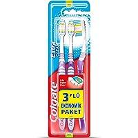 Colgate Extra Clean Diş Fırçası Orta 2+1 1 Paket